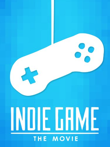 "Image of a video game controller with the words ""Indie Game"""