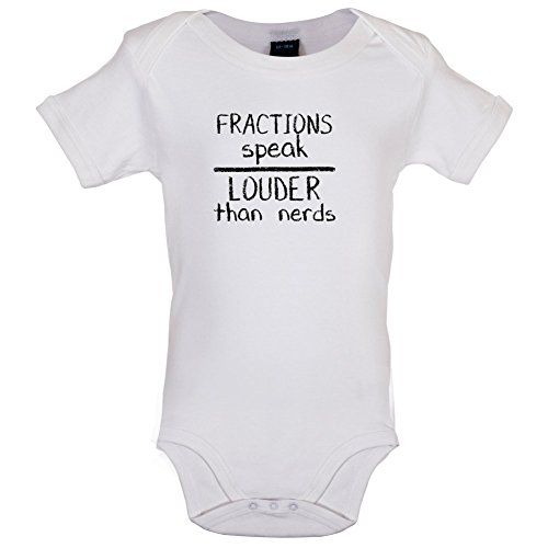 fractions-louder-than-nerds-lustiger-baby-body-weiss-12-bis-18-monate