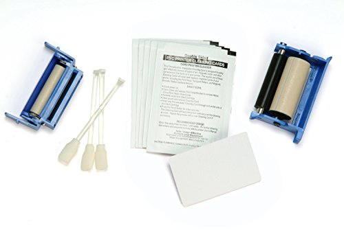 Zebra Technologies 105999-302 3 ID Card Printer Cleaning Kit, ZXP Series (Zebra Zxp 3 compare prices)