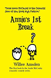 Annie's 1st Break by Willee Amsden ebook deal