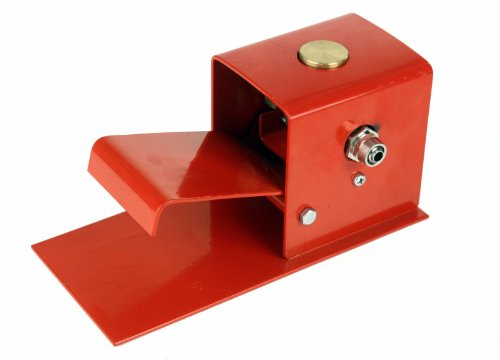 Big Save! Foot Pedal For 260 Gallon Sandblast Cabinet