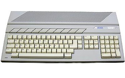 Atari 520ST Console