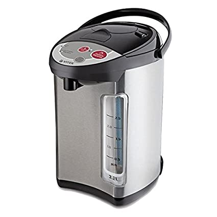 VT-1194 BK-I 3.2 Litre Thermopot Electric Kettle