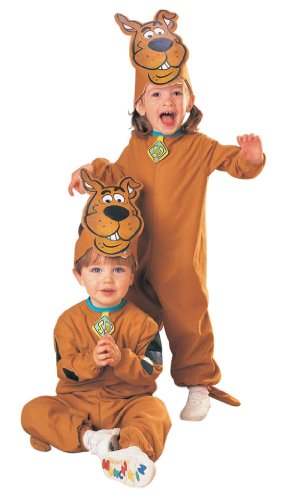 Toddler Scooby-Doo Kids Costume