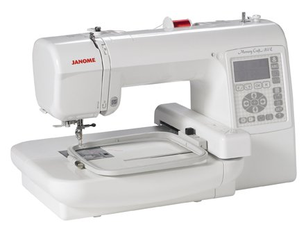 Janome 200e Memory Craft Embroidery Machine