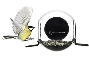Born in Sweden Window Bird Feeder