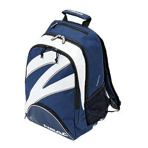 HEAD 2009 Radical Backpack Tennis Bag, Blue