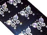 Crystals & Gems UK 6 X 25mm Gemmes En...