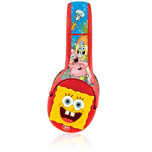 Headphone Wrap + 3D KINABIs - Spongebob Squarepants