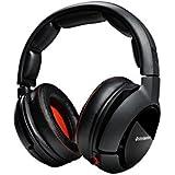 SteelSeries Siberia V2 Full-Size Gaming Headset, Black