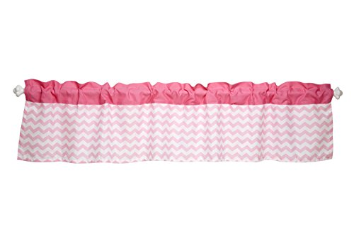 Little Bedding Forever Friends Window Valance - 1