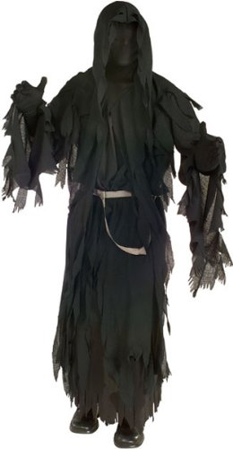 the ringwraith costume is one of the best scary halloween costumes for men to opt for during a halloween party the costume originated from the