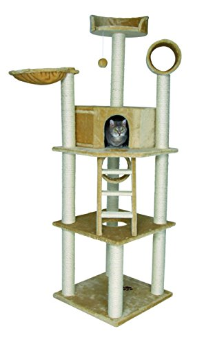 TRIXIE Pet Products Montilla Cat Playground TRIXIE Pet Products B000ND6ZQM