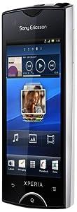Sony Ericsson Xperia Ray Smartphone WiFi/aGPS/Bluetooth/MicroUSB Tri-band HSPA/Quad-band EDGE Blanc