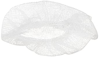 San Jamar LC001 Chef Revival Lemon Cover with Elastic Band (Pack of 100)