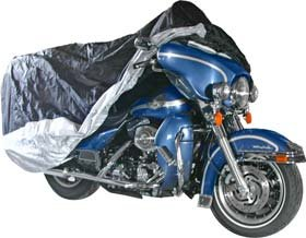 420D Deluxe Touring / Full Dress Extra Large Waterproof Motorcycle Cover DMC-XL