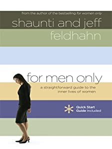 "Cover of ""For Men Only: A Straightforward..."
