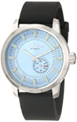 Lucien Piccard Men's LP-12550-012-BK 90th Anniversary Analog Display Japanese Automatic Black Watch