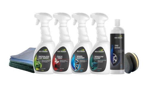 Eco Touch (EXTKT) Exterior Car Care Kit
