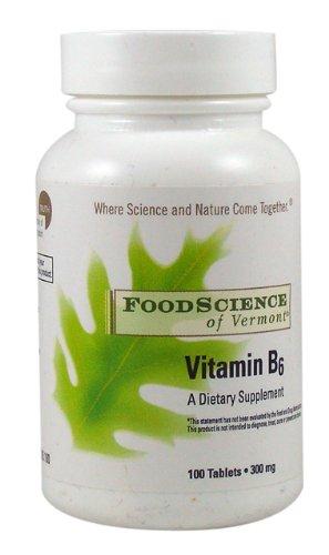 Sciences de l'alimentation de Vermont vitamine B6