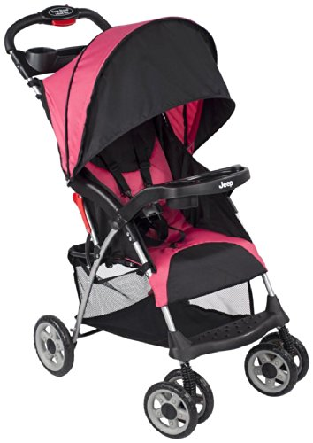 Buy Cheap Jeep Cherokee Sport Stroller, Fuchsia