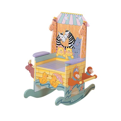 Teamson Kids Noahs Ark Potty Chair