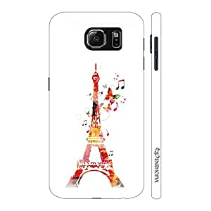 Enthopia Designer Hardshell Case Musical Eiffel Tower Back Cover for Samsung Galaxy Note 6