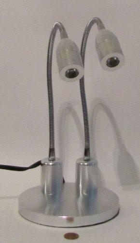 Gooseneck Flexible Arm Led Light Lamp Illuminator For Dissecting Microscope, High Intensity Ultra Bright
