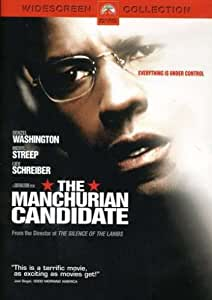 The Manchurian Candidate (Bilingual)