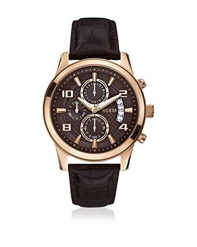 Guess Reloj de cuarzo  Marrón 44  mm