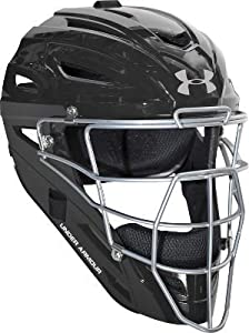 Under Armour Youth Pro Catchers Helmets by Under Armour