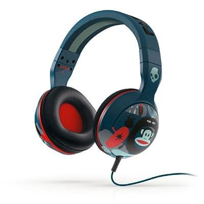 Skullcandy - Hesh 2 Over Ear Headphones In Paul Frank Navy/ Red