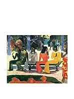Legendarte Lienzo Ta Matete di Paul Gauguin