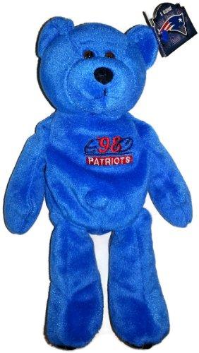 Drew Bledsoe - Limited Teasures NFL Licensed Collectible Bear - 1