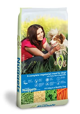 V-dog Crunchy Nuggets 15 Kg