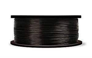 [REPRAPGURU] 1.75mm Black PLA 3D Printer Filament - 1kg Spool (2.2 lbs) - Dimensional Accuracy +/- 0.05mm from RepRapGuru