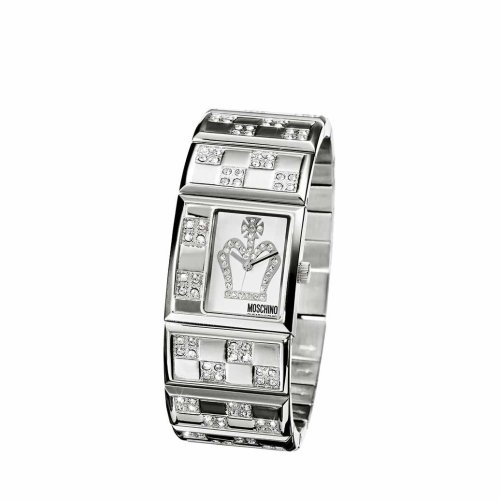 Moschino MW0024 Ladies 'I Love Queen' Bracelet Watch