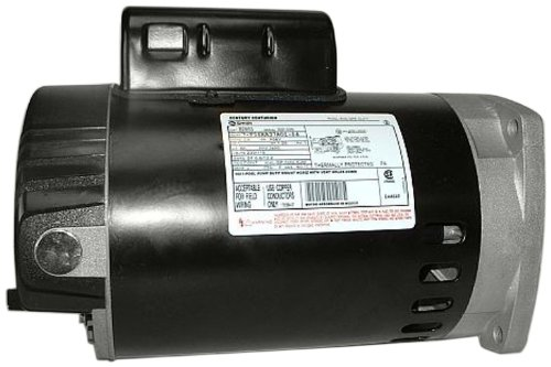 Century Electric B853 1-Horsepower 56Y-Frame Up-Rated Square Flange Replacement Motor (Formerly A.O. Smith)