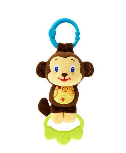 Baby Early Development Musical Toys Multifunctional Plush Bright Starts Bed Hang Ring Bell front-525428