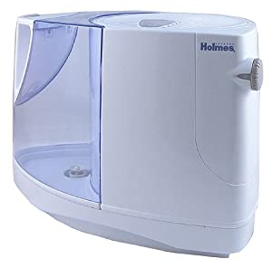 Holmes hm1280 white microban antimicrobial for Small room vaporizer
