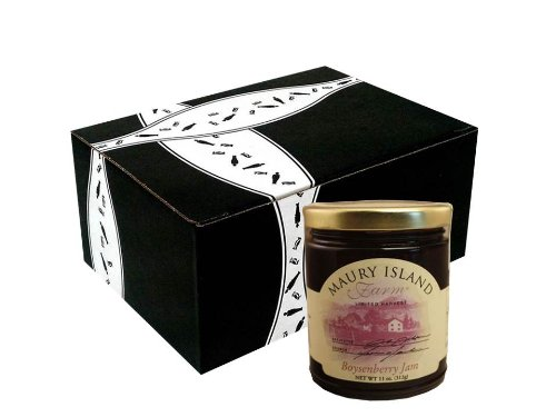 Maury Island Limited Harvest Boysenberry Jam,