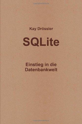 Buchcover: SQLite - Einstieg in die Datenbankwelt