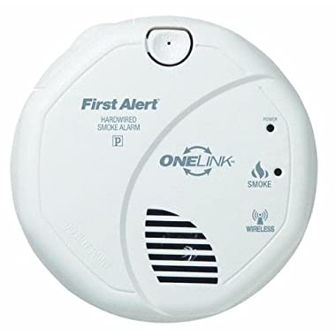 First Alert/Jarden SA521CN Hardwire Smoke Alarm with Battery Backup