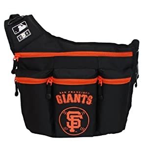 Diaper Dude San Francisco Giants Diaper Bag by Diaper Dude