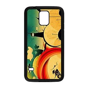 Amazon.com: HWGL Creative Tower Graffiti Custom Protective Hard Phone