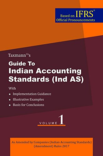 Guide to Indian Accounting Standards (Ind AS) (Set of 2 Volumes)