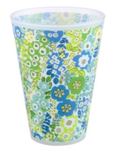 Vera Bradley Party Cups in English Meadow
