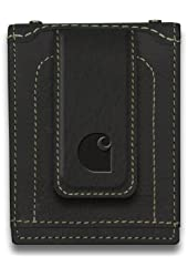 Carhartt Men's Magnetic Front Pocket Wallet