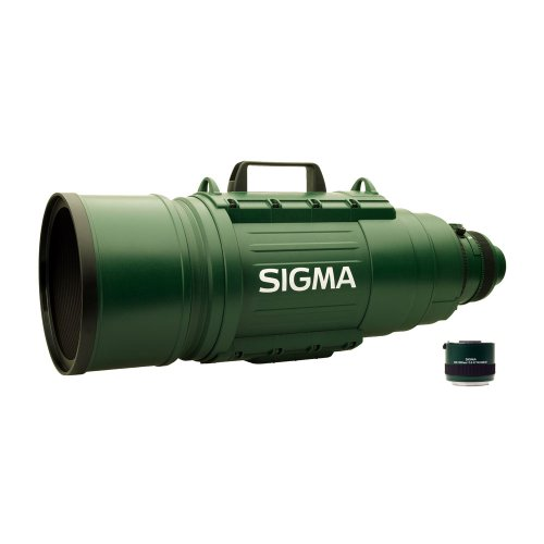 Sigma 200-500mm f/2.8 APO EX DG Canon Lens Telephoto Zoom Lens