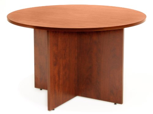 Regency Legacy 42-inch Round Conference Table- Cherry (Table 42 compare prices)